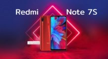 Redmi Note 7S Comes With a 48MP Camera