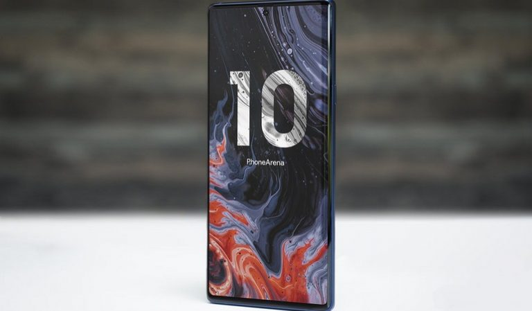 Samsung Galaxy Note 10 FIRST LOOK IS AMAZING