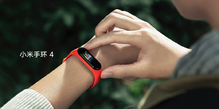 Externally, Xiaomi Mi Band 4 is very similar to its predecessor