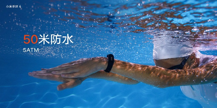Mi-Band-4-Launched Fitness Bracelet