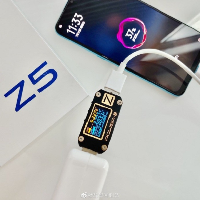 Vivo Z5 Fast Charging Middleweight Vivo Will Charge Very Quickly