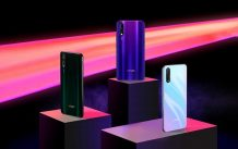 Vivo Z5 Elegant Design On Press Renders Adorned