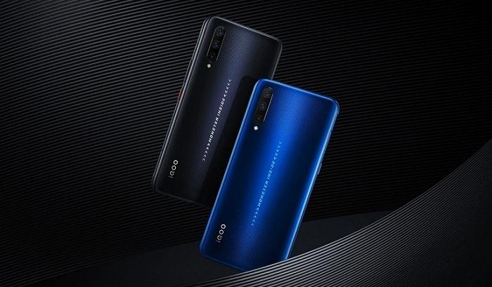 5G smartphone iQOO Pro 5G Turbo Network Acceleration Vivo