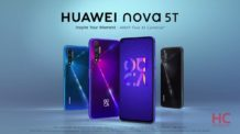 Huawei Nova 5T Cameras Presented The Middle Peasant With Good Cameras