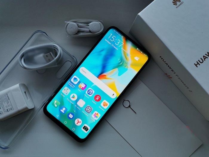 Huawei P Smart Z came