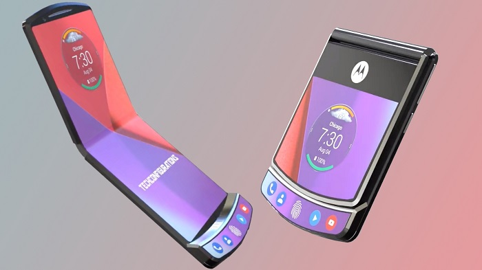 Motorola RAZR Flexible can be presented before the end of the year