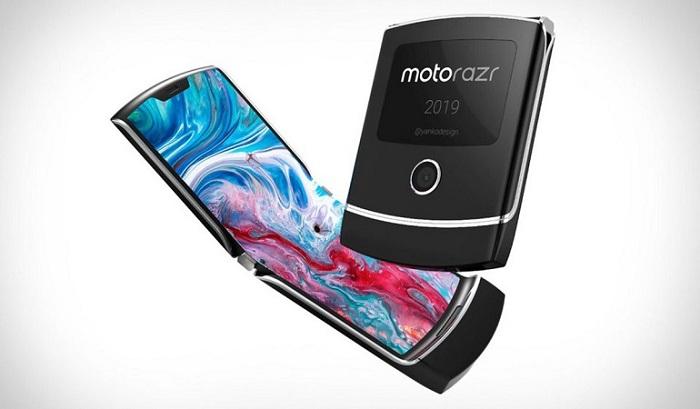 Motorola RAZR flexible foldable smartphone rumors