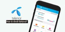 Telenor Balance Check Code – Balance Check With My Telenor App