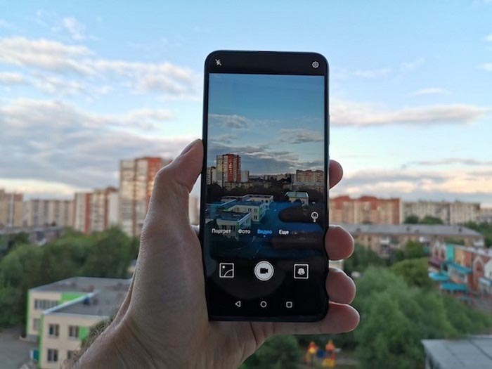 selfie camera huawei p smart z
