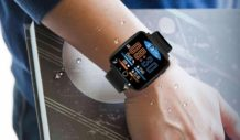 Smart Watch Lenovo Carme – Assistants For Fitness Enthusiasts