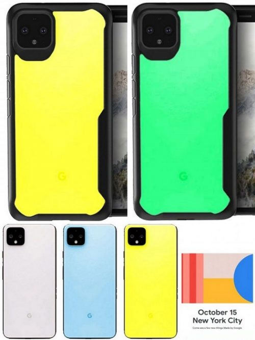 Google Pixel 4 Series Will Please An Abundance Of Colors?