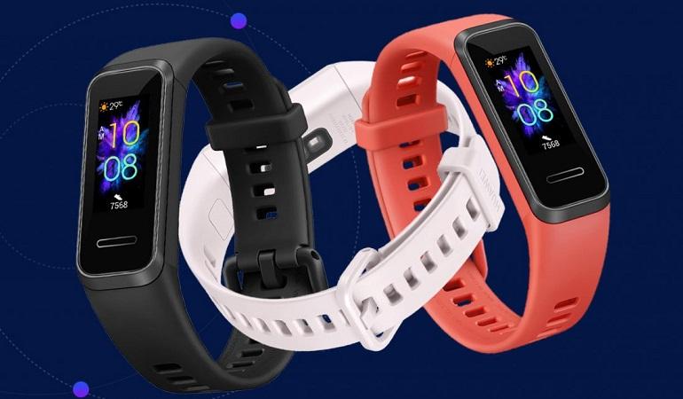 Huawei , Huawei Band 4 , smart bracelet , Fitness bracelet , fitness tracker
