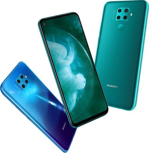 Huawei , Huawei Nova 5Z , affordable smartphone , camera phone , quad camera