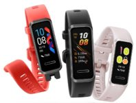 Huawei Band 4 In China, Introduced The Fitness Tracker