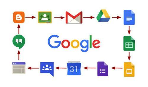 Install Google Apps