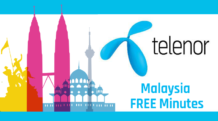 Telenor Malaysia FREE Minutes Daily, Weekly, Monthly Call Package