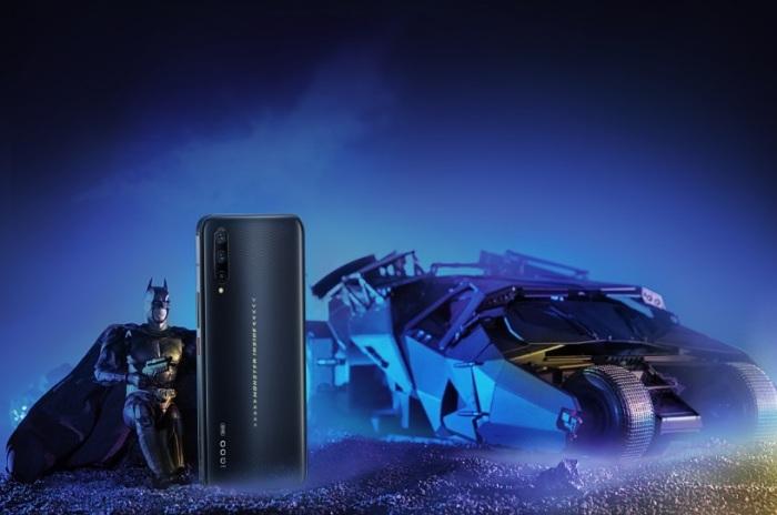 5G , 5G-smartphone , Vivo , Vivo iQOO Pro , Vivo iQOO Pro 5G , Batman