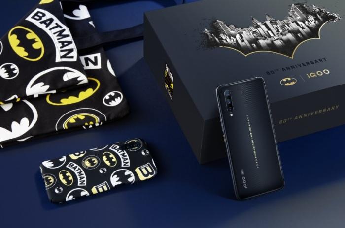 Batman iQOO Pro 5G Version