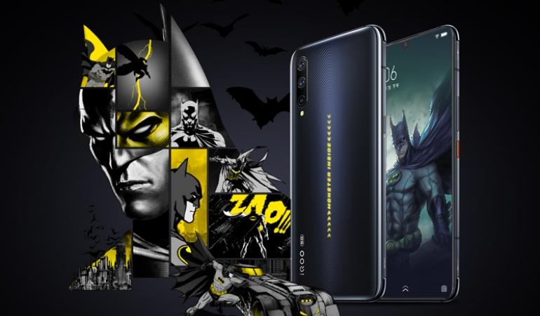 Vivo Launches Batman iQOO Pro 5G Version