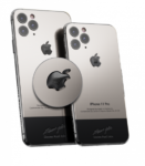 Caviar iPhone 11 Pro for Tyson and Monroe fans