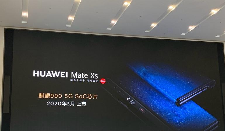 Huawei , Huawei Mate X , Huawei Mate Xs , Kirin