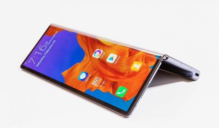 Huawei Mate X Introduced updated version