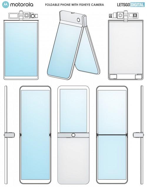Moto Mods , Motorola , Motorola RAZR , flexible smartphone , patent , foldable smartphone