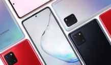 Galaxy S10 Lite and Note 10 Lite officially announced