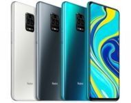 Smartphone Redmi Note 9S Officially Presented