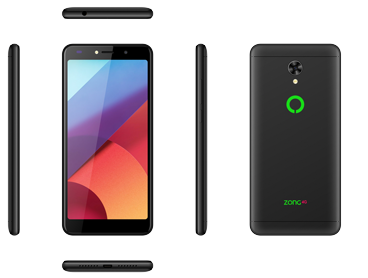 zong z2 black price in pakistan