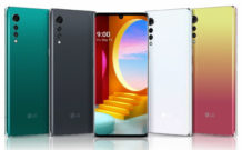 LG revealed all the specifications of the smartphone LG Velvet