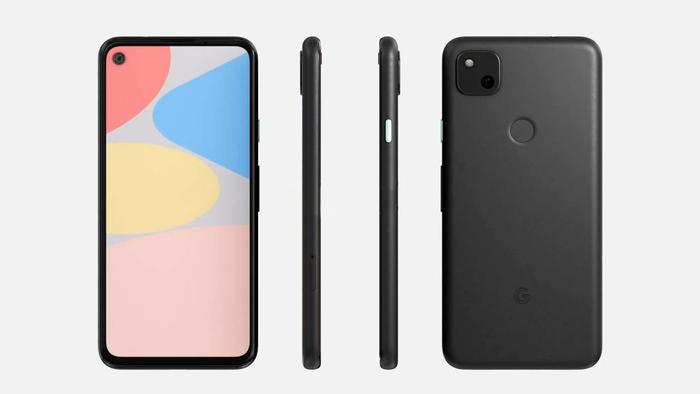 Google Pixel 4a design Information leak