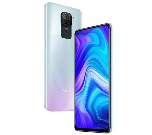 Redmi Note 9 Android 10 OS with the proprietary MIUI 11