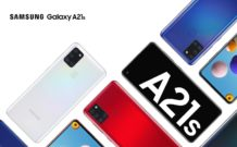 Galaxy A21s could launch next week in India under 20,000 ($263)