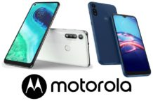 Motorola unveils the Moto G Fast & Moto E (2020) in the US