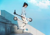 Lenovo M2 electric scooter launched, price lowered to 1,699 Yuan ($240)
