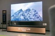 LG has released worlds largest OLED TV, features an 88 inch 8K display