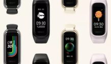 Oppo Band, Oppo Band Fashion, and Oppo Band EVA launch in China for a starting price of 199 Yuan ($28)