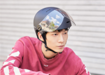 Xiaomi Youpin crowdfunds HIMO K1 Helmet, features an ABS hard body and Windshield