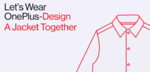 OnePlus Jacket design contest announced for community members