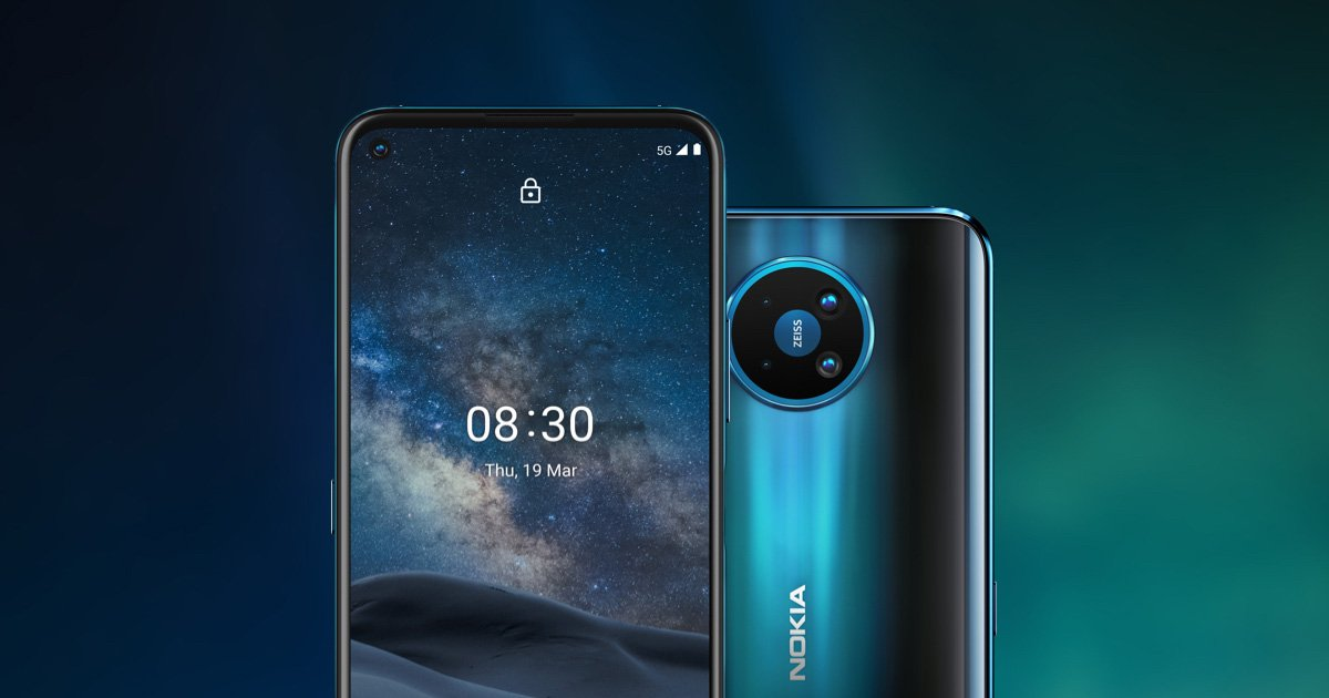 Nokia 8.3 5G Amazon listing appears, July release seems to be on track