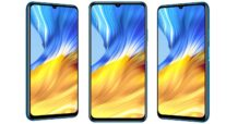 Honor X10 Max's renders and display details appear