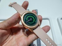 Working Samsung Galaxy Watch 3 appears in the flesh