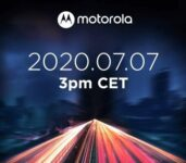 Motorola to have an event on July 7