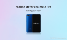 Android 10 stable update arrives on the Realme 2 Pro
