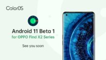 Android 11 Beta now available for download for the OPPO Find X2 series