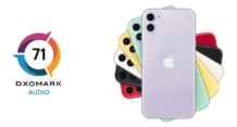 Apple iPhone 11 ties with iPhone 11 Pro Max in DxOMark Audio review