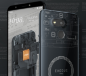 HTC Exodus 1s blockchain phone is a rebranded Desire 12s