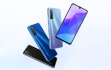 Huawei Enjoy 20 Pro launched with Dimensity 800, 48MP triple cameras for 1,999 Yuan (~$282)
