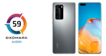 Huawei P40 Professional ranks distant 20th in DxOMark Audio with solely 59 factors